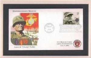 Chesty Puller Stamp